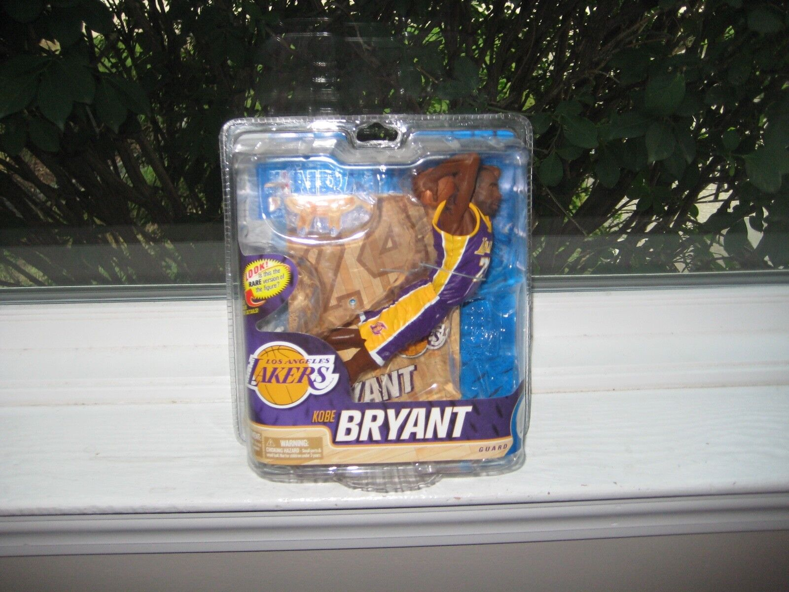 MCFARLANE NBA 20 KOBE BRYANT BRONZE COLLECTOR LEVEL CHASE CHASE CHASE VARIANT  1000 ac2ce2