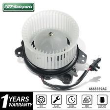 Genuine Chrysler Parts 4885669AC Heater Fan//Motor Assembly