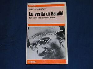 Erikson-La-verita-di-Gandhi-Feltrinelli