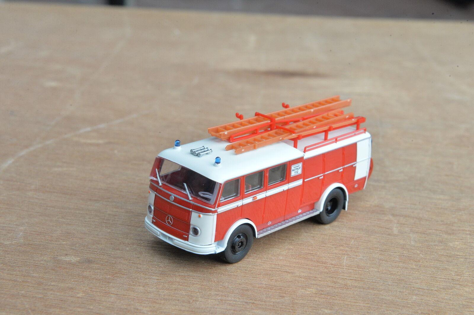 H0 1 87 Heico HC2007  Feuerwehr LF 16  Die Pullman Familie . OVP   NEUHEIT