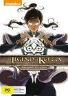 The Legend Of Korra : Book 1-4 (DVD, 2015, 8-Disc Set)