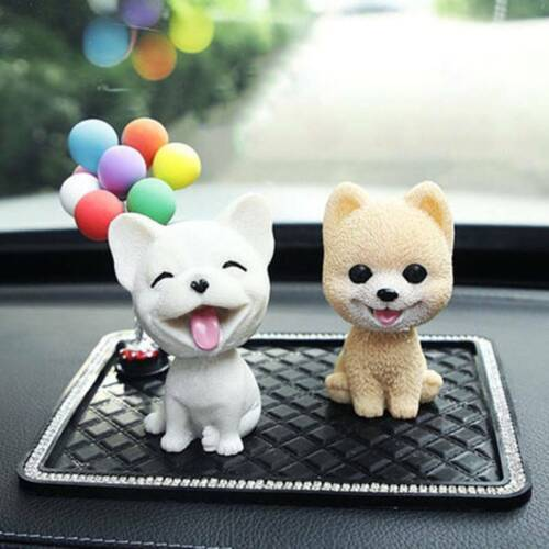 Spring Shaking Head Dog Toy Home Car Dashboard Decoration Bobble head Doll AaGVx