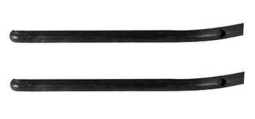 right and left hand side NEW 1967-1968 Mustang REAR Bumper Guard Pads pair