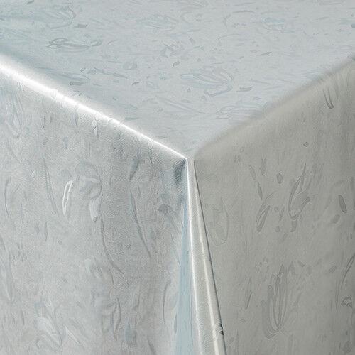 Transparente Klarsichtfolie Tischfolie Schutz Glasklar Rund-Eckig-Oval 0,20 mm