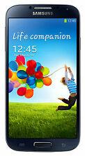 Samsung Galaxy S4 SGH-I337 16GB Black Mist Unlocked free shipping