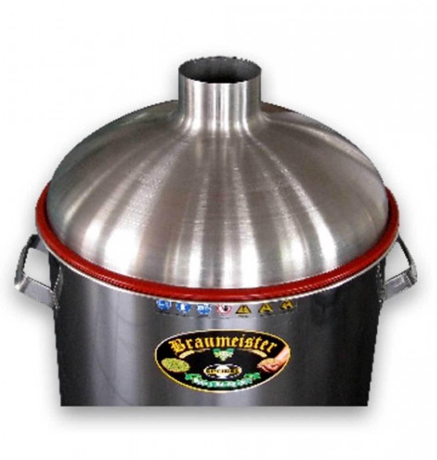 Acier inoxydable hotte pour speidel brasseur 20l bière brauanlage pour Brasseur
