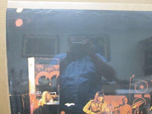 Allman Brothers band  Vintage Poster rock band 1973 Inv#2691