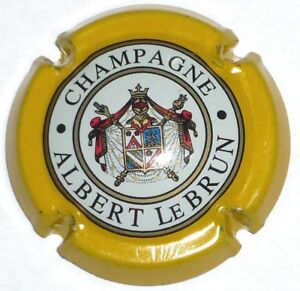 CAPSULE DE CHAMPAGNE LEBRUN*