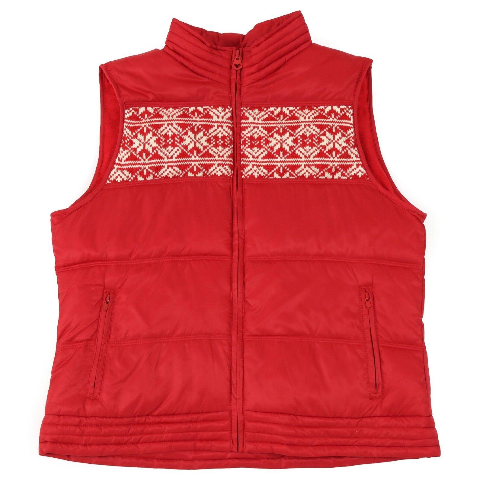 VGC OLD NAVY Padded Bodywarmer   Women's M   Gilet Vest Sleeveless Retro Puffer