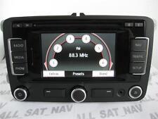 VW RNS 315 RNS315 DAB Bluetooth Navigation System Sat Nav V8 map replace 310 510