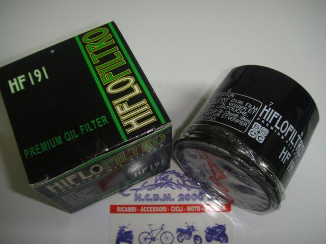 FILTRO OLIO HIFLO HF191 TRIUMPH Speedmaster 865 2005-2007