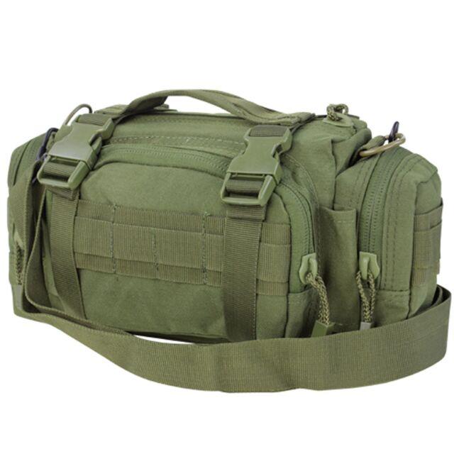 Condor 127 Od Green Molle Adjule Hunting Camping Deployment Shoulder Bag