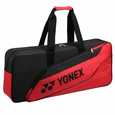 Yonex 4911 Team Tournament Tennis Squash 3 Racket Bag