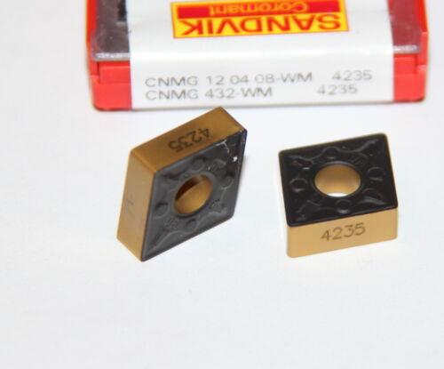 CNMG 432 WM 4235 SANDVIK INSERT