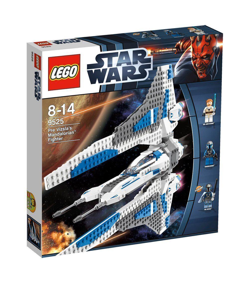 LEGO ® Star Wars 9525 Pre Vizsla's Mandalorian ™ Fighter Neuf neuf dans sa boîte