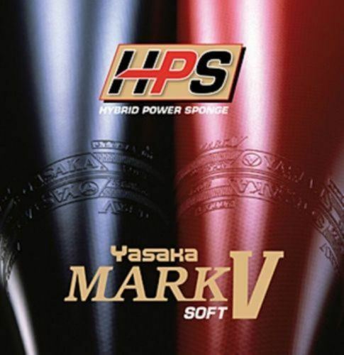 YASAKA Mark V HPS Soft 2,0mm rot NEU//OVP