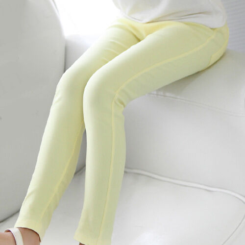 New Pull/&Go Girls Pull On Stretch Slim Pants Trousers Jeans Leggings Bottoms