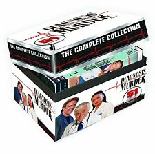 DIAGNOSIS MURDER : THE COMPLETE COLLECTION 1-8  -  DVD - REGION 1 - Sealed