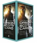 Ender's Game Boxed Set I: Ender's Game, Ender's Shadow, Shadow of the Hegemon by Orson Scott Card (Multiple copy pack, 2013)