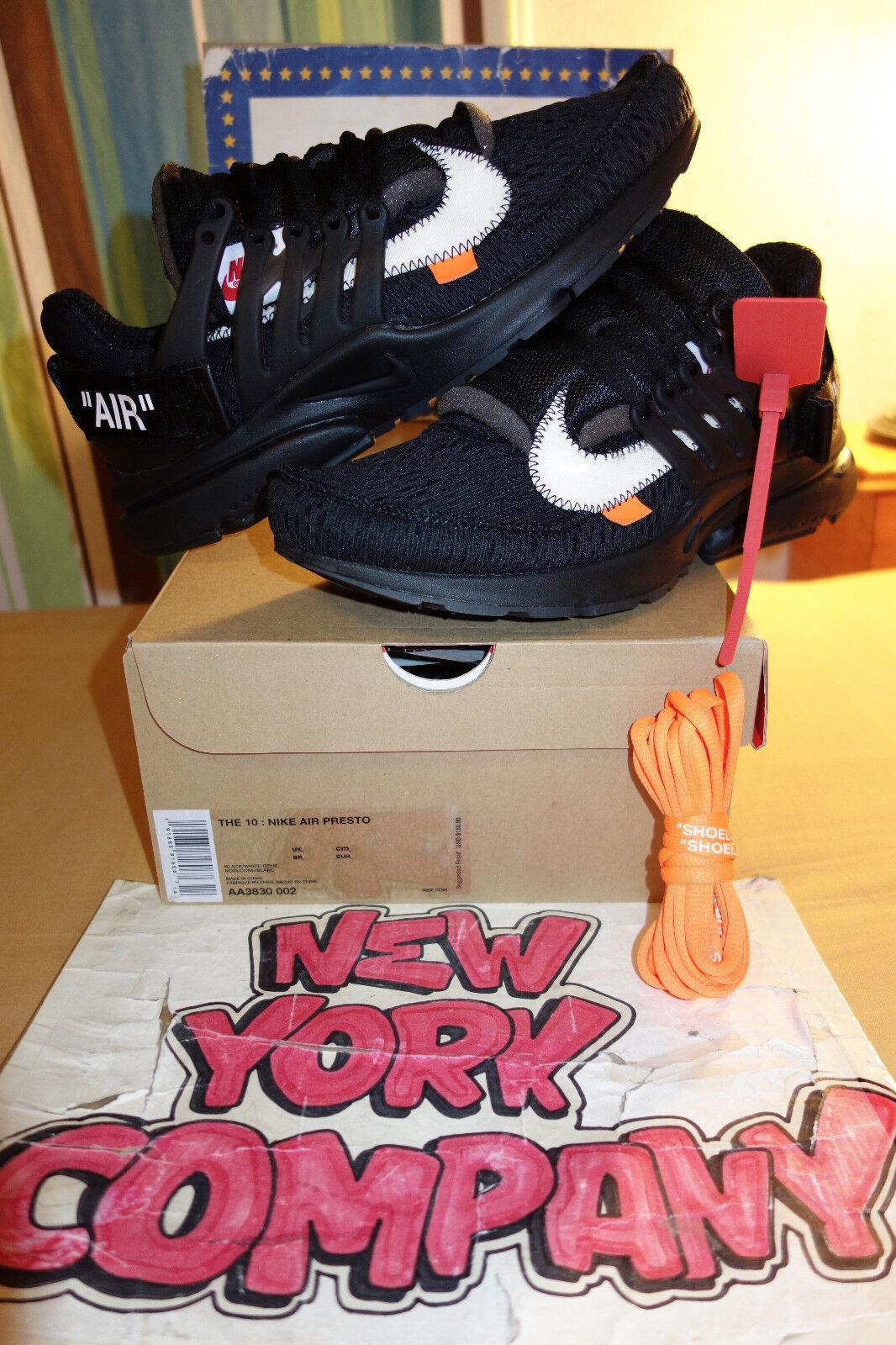 Nike The 10 : Nike Air Presto