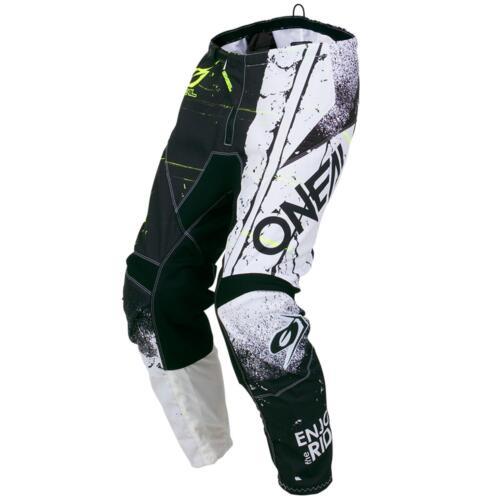 O /'Neal elemento Shred Motocross Pantaloni MX Moto Downhill MTB Mountain Bike Cross