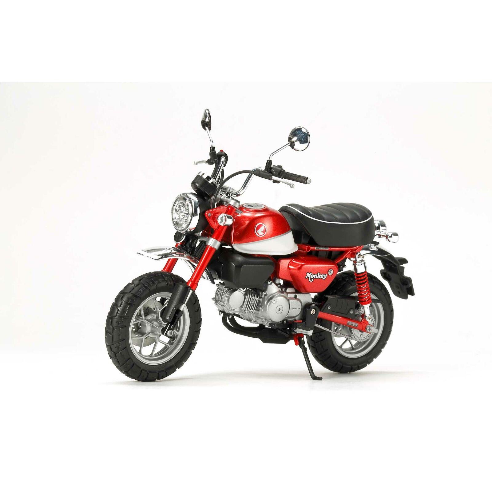 Tamiya 1 12 Motorcycle Series No134 Honda Monkey 125 Plastic Model 14134 Japan For Sale Online Ebay