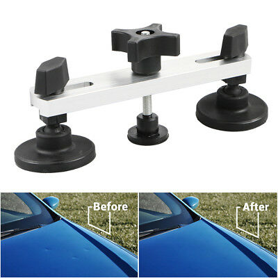 Pulling Bridge Metal and Rubber Hammer Car Body Dent Repair Kit