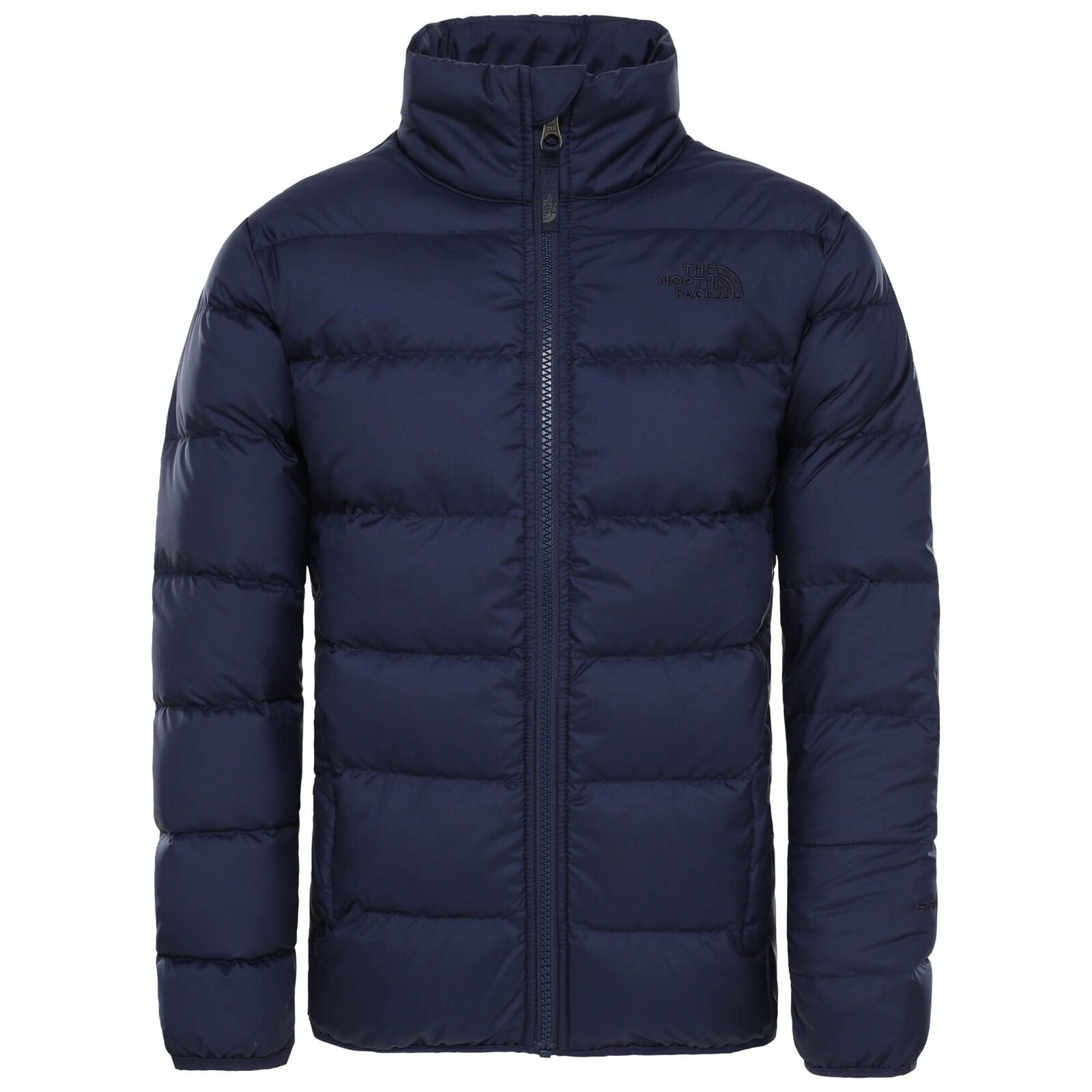 De North Face Jongens Andes Down Insulated Jasje... Monatgue blauw