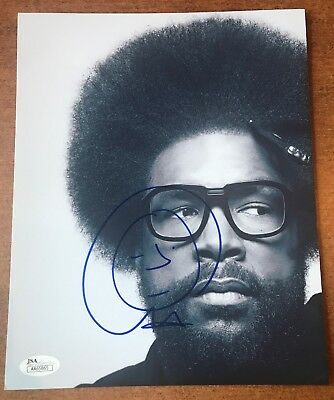 Signed 8x10 Photo Jsa Coa Large Assortment the Roots Popular Brand Ahmir Khalib Thompson Questlove
