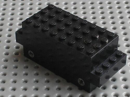 Set 845 4223 624 5011 4163 Moteur LEGO Electric Motor 9V 4 x 10 x 3 ref 5011