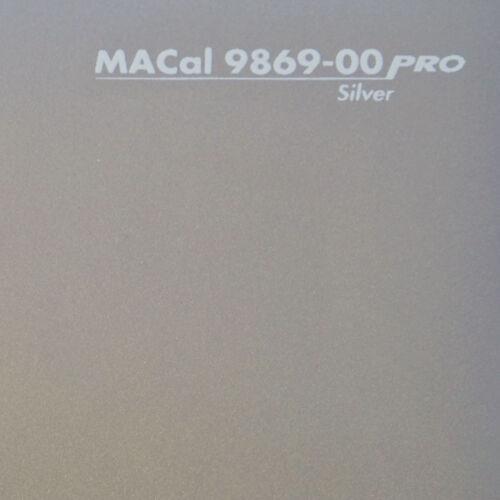 3 m 7,32 € //m Autofolie PKW KFZ Folie silber glänzend 61,5 cm