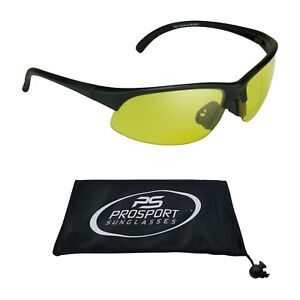 e0237e0b59f Yellow Lens Z87 Safety Bifocal Reading Glasses Night Vision Driving ...