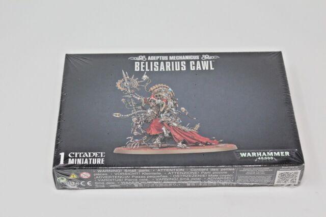Warhammer Adeptus Mechanicus Skitarii Belisarius Cawl New