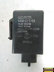 HONDA-TURN-SIGNAL-RELAY-FLASHER-RELAY-OMRON-G8B-201-01