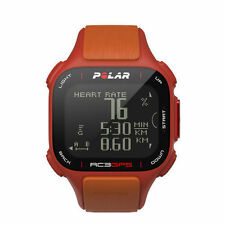 Polar 90047381 RC3 GPS Watch - Orange - Authorized Polar Dealer NIB