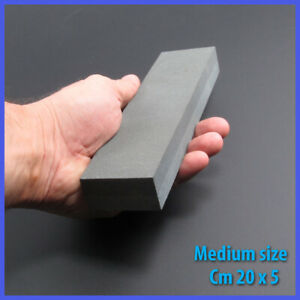 Double-Sided-Knife-Blade-Sharpener-Wet-Oil-Stone-Whetsone-Grit-Water-Medium-size