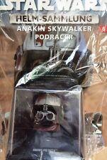 Star Wars Helm Sammlung - Ausgabe 6 Anakin Skywalker - Podracer OVP
