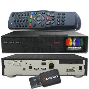 Details about ➨Dreambox DM900 UHD 4K 1xDVB-S2 Dual Tuner E2 Linux Pvr +  WLAN + 1TB HDD ✅