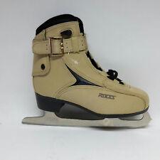Roces Damen Schlittschuh Rfg Trench braun Gr. 37 Eiskunstlauf mit Zacken