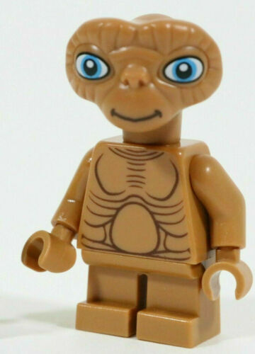 NEW  LEGO E.T THE EXTRA TERRESTRIAL MINIFIGURE ALIEN 71244