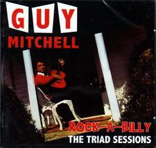 GUY MITCHELL - ROCK-A-BILLY - THE TRIAD SESSIONS (NEW SEALED 2CD)