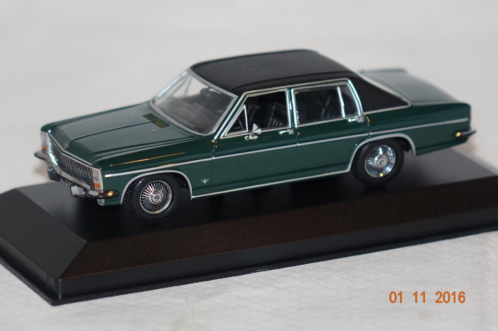 Opel Diplomat B 1969 dunkel vert 1 43 MaXichamps neu & OVP 940046070