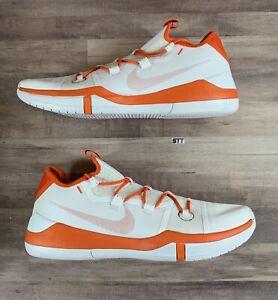 Nike-Men-039-s-Size-17-5-Kobe-AD-TB-Exodus-Basketball-Shoes-White-Orange-AT3874-102