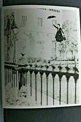 Mary Poppins Photo Print Julie Andrews 8X10