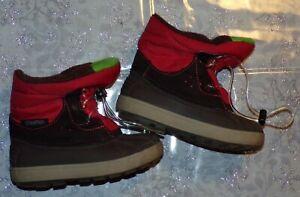 Après-ski bottines boots de neige hiver lumineuse marque: Boatilus 24 25 (136)