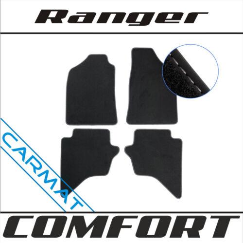 Ford Ranger II Bj 2007-2011 Fussmatten Autoteppiche COMFORT