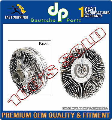 Engine Fan Clutch For Land Rover Discovery Range Rover Premium Quality ERR4996 New