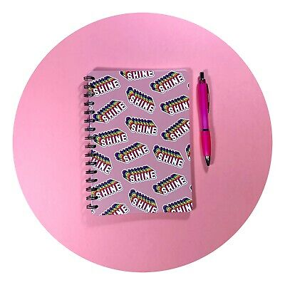 Frank A5 Blank Notebook, For Exercise, Recipe,notes, Diary,etc Pride 3 ????️????free Gift Eine Lange Historische Stellung Haben