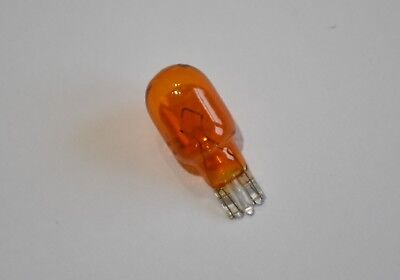 10x BREHMA WY5W 12 Volt 5 Watt Seitenblinker orange