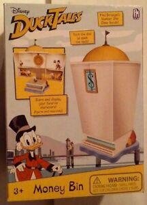 Disney Duck Tales Money Bin Playset New MISB